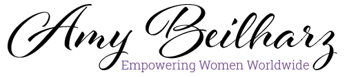 Amy Beilharz, Empowering Women Worldwide
